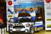Pech / Uhel - Jänner Rallye 2014