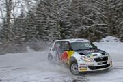 Baumschlager / Wicha - Jänner Rallye 2015