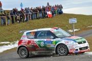 Böhm / Becker - Jänner Rallye 2014