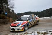 Grössing / Schwarz - Jänner Rallye 2014