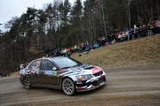 Harrach / Welsersheimb - Jänner Rallye 2014