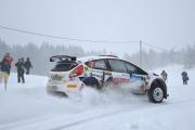 Lukyanuk / Chervonenko - Jänner Rallye 2015 -