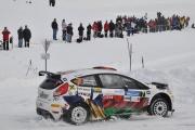 Lukyanuk / Chervonenko - Jänner Rallye 2015