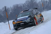 Neubauer / Ettel - Jänner Rallye 2015