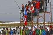 Atmosphäre - Zuschauer - Jänner Rallye 2014