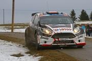Kajetanowicz / Baran - Jänner Rallye 2014