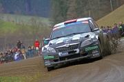Tarabus / Trunkat - Jänner Rallye 2014