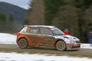 Tlustak / Kucera - Jänner Rallye 2014
