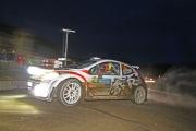 Consani / Landais - Jänner Rallye 2014
