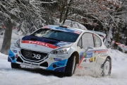 Breen / Scott - Jänner Rallye 2015