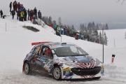 Consani / Vilmot - Jänner Rallye 2015
