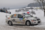 Fischerlehner / Unterweger - Jänner Rallye 2015