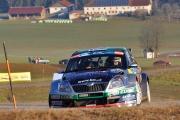 Baumschlager / Wicha - Jänner Rallye 2014