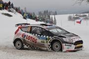 Kajetanowicz / Baran - Jänner Rallye 2015