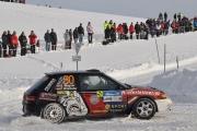 Wagner / Winklhofer - Jänner Rallye 2015