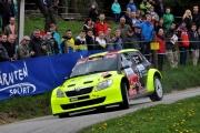 Brugger / Wicha - Lavanttal Rallye 2014