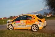 Leitgeb / Hartenberger - Lavanttal Rallye 2015