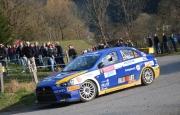 Gassner / Thannhäuser - Lavanttal Rallye 2015