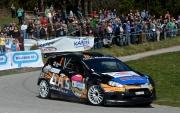 Neubauer / Ettel - Lavanttal Rallye 2015
