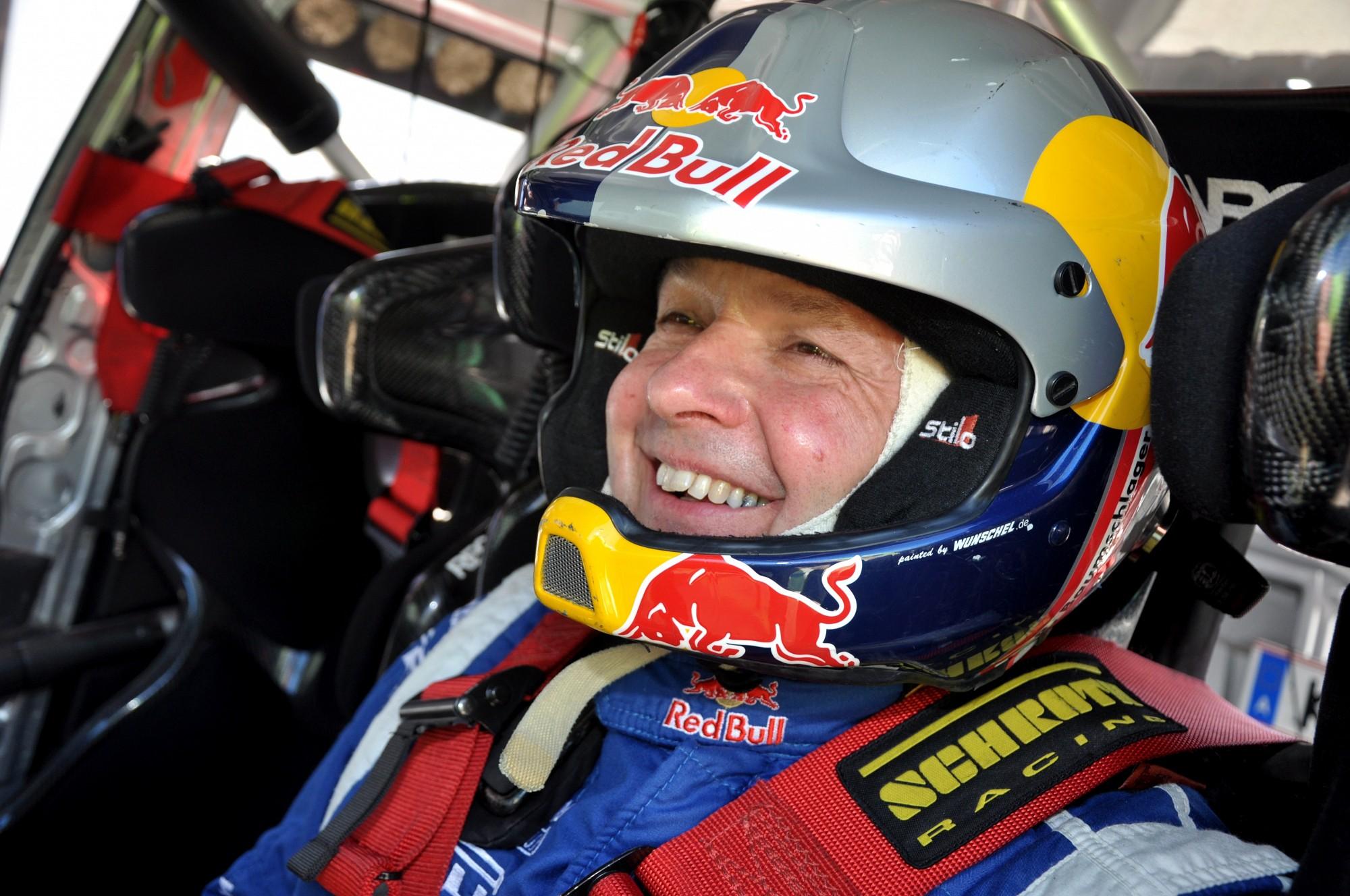 Baumschlager - Rebenland Rallye 2014