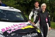 Klammer / Dorfbauer - Rallye Liezen 2014
