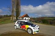 Baumschlager / Wicha - Rebenland Rallye 2015