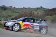 Baumschlager / Zeltner - Rebenland Rallye 2014