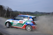 Böhm / Becker  - Rebenland Rallye 2014