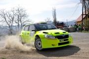 Brugger / Wicha - Rebenland Rallye 2014