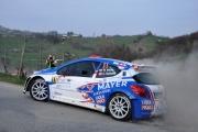 Mayer / Schmidt - Rebenland Rallye 2014
