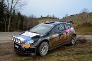 Neubauer / Ettel - Rebenland Rallye 2015