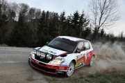 Saibel / Mayrhofer - Rebenland Rallye 2014