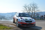 Saibel / Mayrhofer - Rebenland Rallye 2015