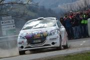 Wagner / Winklhofer- Rebenland Rallye 2015
