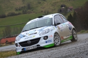 Wollinger / Holzer - Rebenland Rallye 2015