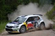 Baumschlager / Zeltner - Schneebergland Rallye 2015