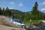 Böhm / Becker - Schneebergland Rallye 2015