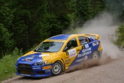 Gassner / Thannhäuser - Schneebergland Rallye 2015