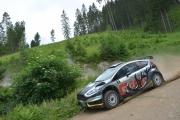 Grössing / Schwarz - Schneebergland Rallye 2015