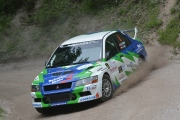 Kalteis / Lang - Schneebergland Rallye 2015