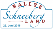 Logo Schneebergland Rallye 2016