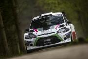 A.Aigner/I.MInor - Ford Fiesta WRC Foto-Credit: Robert May