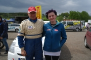 Heitzer / Reiterer - Wechselland Rallye 2014