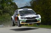 Baumschlager / Winklhofer - Wechselland Rallye 201