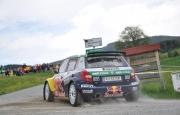 Baumschlager / Zeltner - Wechselland Rallye 2014