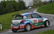 Böhm / Becker - Wechselland Rallye 2015