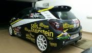 Kainer / Aigner - Wechselland Rallye 2015 - Credit: Andreas Kainer