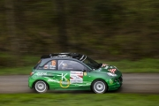 R.Stengg/T.Braun - Opel Adam R2 Foto-Credit: Robert May